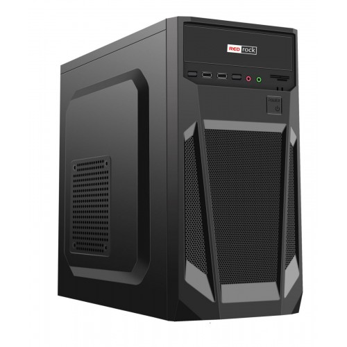 REDrock M308BB mATX Case Peak 300W P.Supply