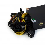 REDROCK JPCCATX2000 2000W Mining POWER SUPPLY