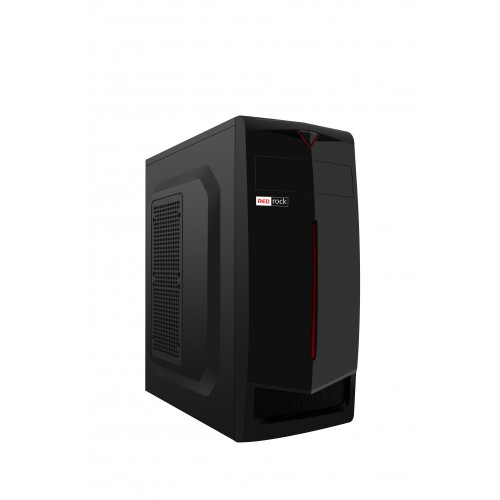 REDrock T793BR ATX Case Peak 300W P.Supply