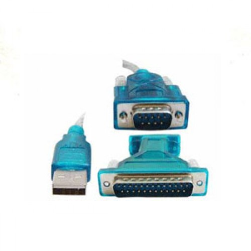 USB TO 232 CABLE USB 9+25