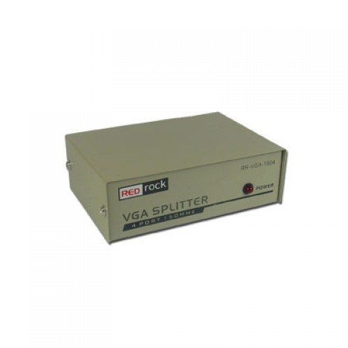 RR-VGA-1504 4' lü VGA Çoklayıcı